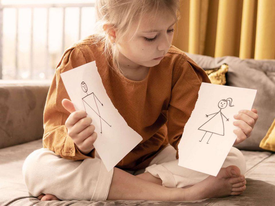 custodia compartida niños
